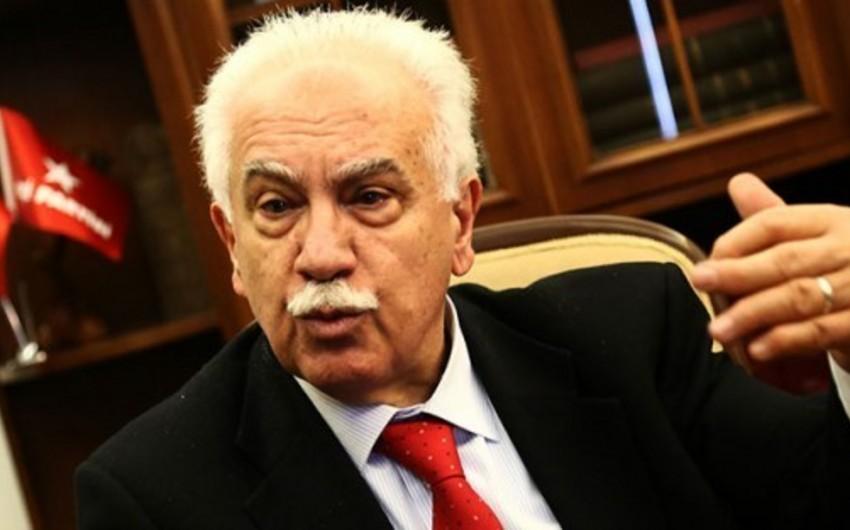 """Türkiyədə partiya lideri: """"Azərbaycan torpaqlarının işğaldan azad olunması üçün bizim də planlarımız var""""-MÜSAHİBƏ"""