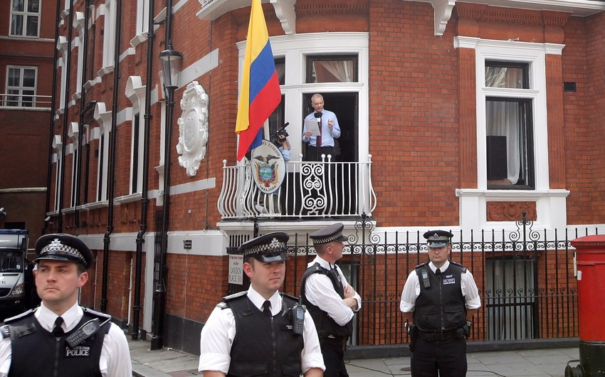 BMT-nin İşçi Qrupu Wikileaksin qurucusu haqda mövqeyini açıqlayıb