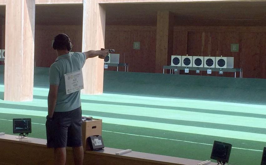 Azərbaycan atıcısı Ruslan Lunyov Avropa çempionatında mübarizəyə qoşulub
