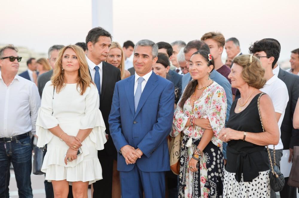 Organized by Heydar Aliyev Foundation, Days of Azerbaijani Culture open in Cannes