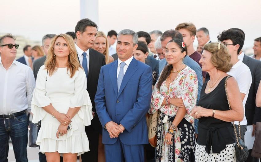 Heydər Əliyev Fondunun təşkilatçılığı ilə Kannda Azərbaycan mədəniyyəti günlərinin açılışı olub