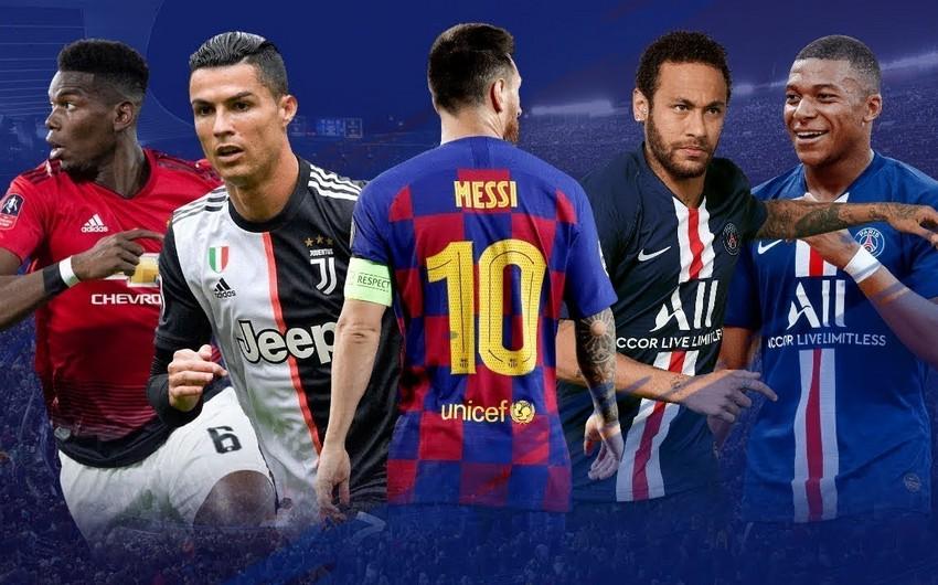 Dünyanın ən çox qazanan futbolçusu müəyyənləşdi