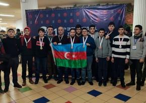 First success of Azerbaijani schoolchildren at international Olympiad in 2020