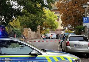 Стрельба в Германии, есть пострадавшие