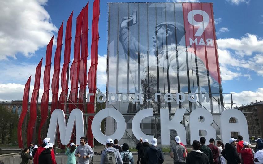 """Moskvada Leyla Əliyevanın təşəbbüsü ilə """"Dostluq marafonu"""" adlı aksiya keçirilib"""