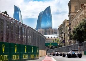 Formula 1: Azərbaycan Qran-prisinə hazırlıq işləri gücləndirildi