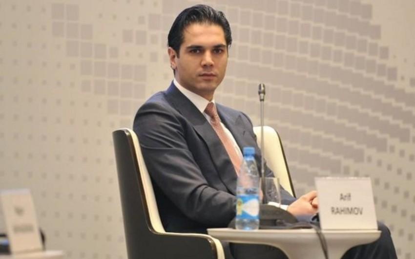 Arif Rəhimov Formula 1in Azərbaycana faydalarından danışdı