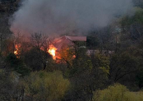 Аппарат омбудсмена: Армяне устраивают в Кельбаджаре экологический террор