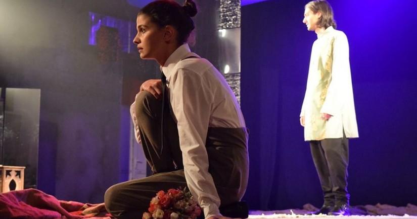 Спектакль Али и Нино покажут в Грузии