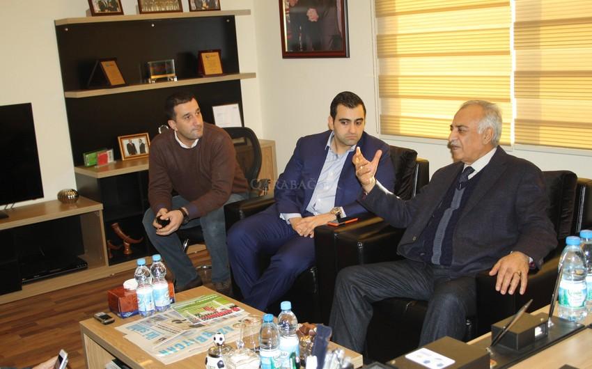 Abdulbari Gözəl Qarabağ klubunu mənəvi cəhətdən qalib adlandırıb
