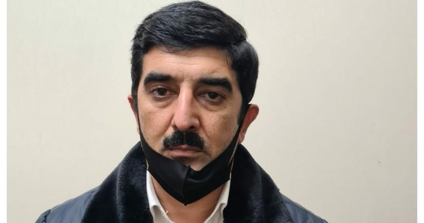 В Баку на 20 суток арестован нарушитель ПДД