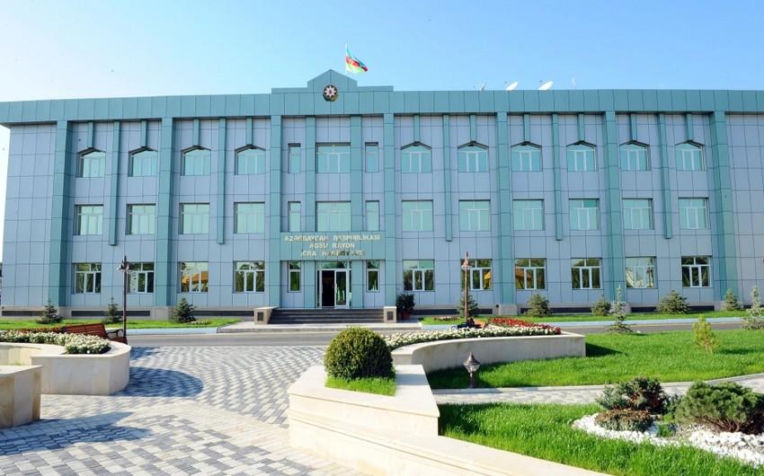 Ağsu şəhər İcra Hakimiyyəti başçısının müavini işdən çıxarılıb