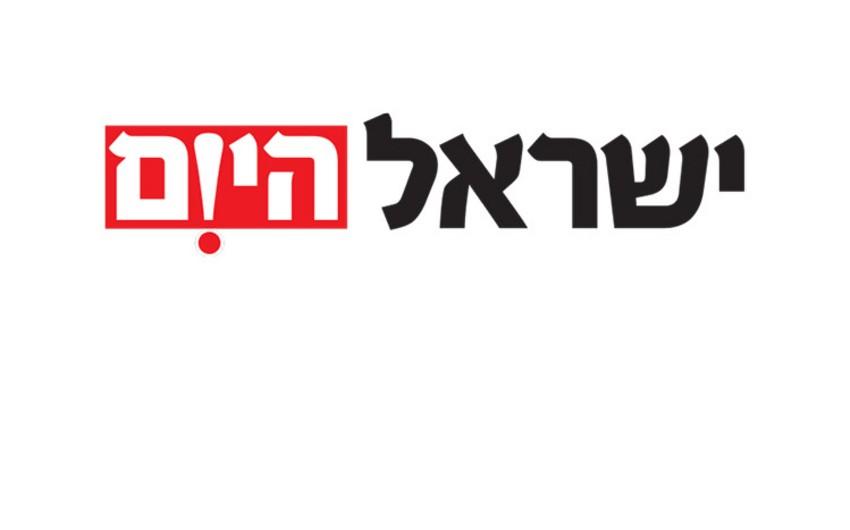 İsrail qəzeti -