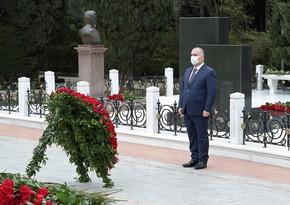 Сотрудники СГБ почтили память общенационального лидера