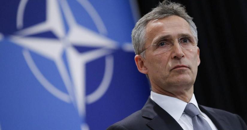 NATO-nun baş katibi Gürcüstan prezidenti ilə görüşəcək