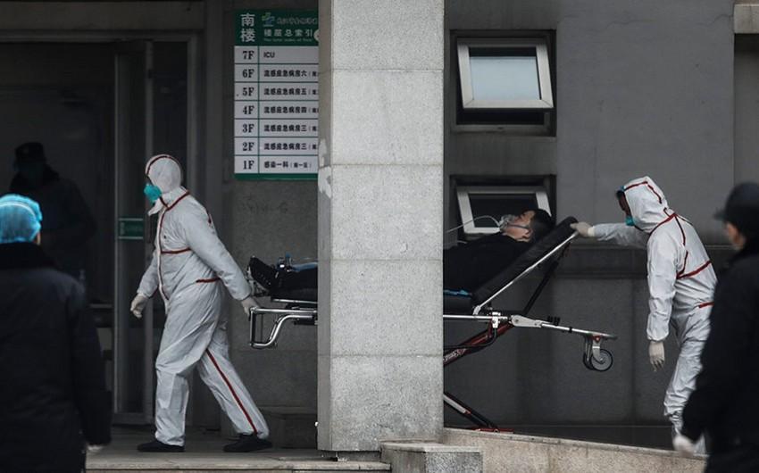 Çində koronavirusa yoluxanların sayı 830-a, ölənlərin sayı 25 nəfərə çatıb  - YENİLƏNİB-2