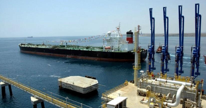 С терминала Джейхан отгружено 34 млн баррелей нефти
