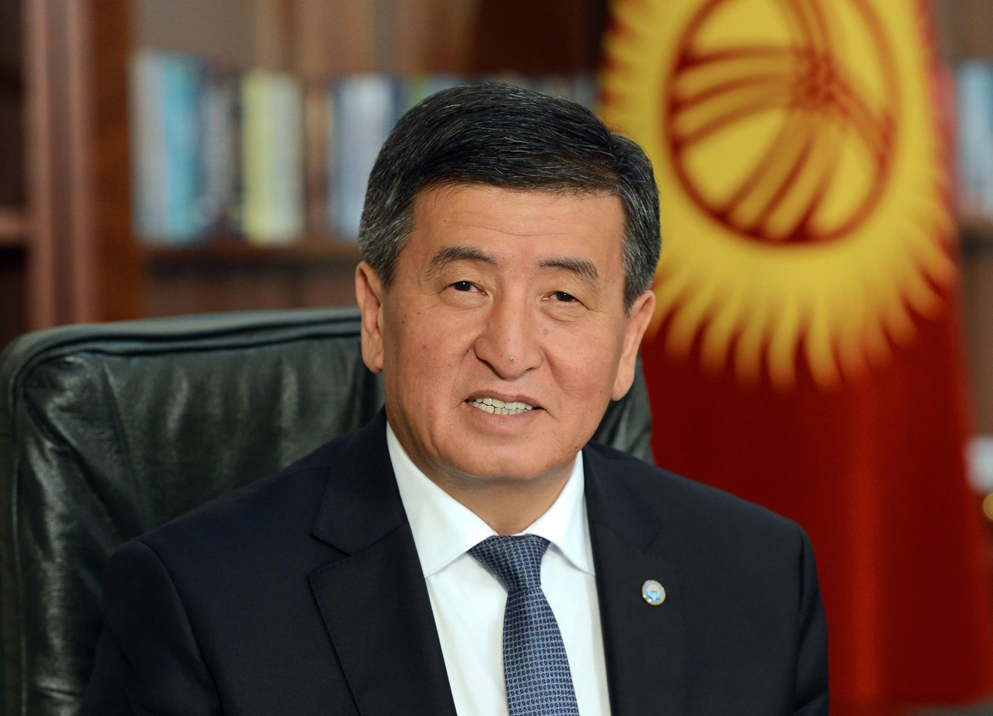 Qırğız prezidenti: Azərbaycanın Türk Şurasına sədrliyinin səmərəli olacağına şübhəm yoxdur
