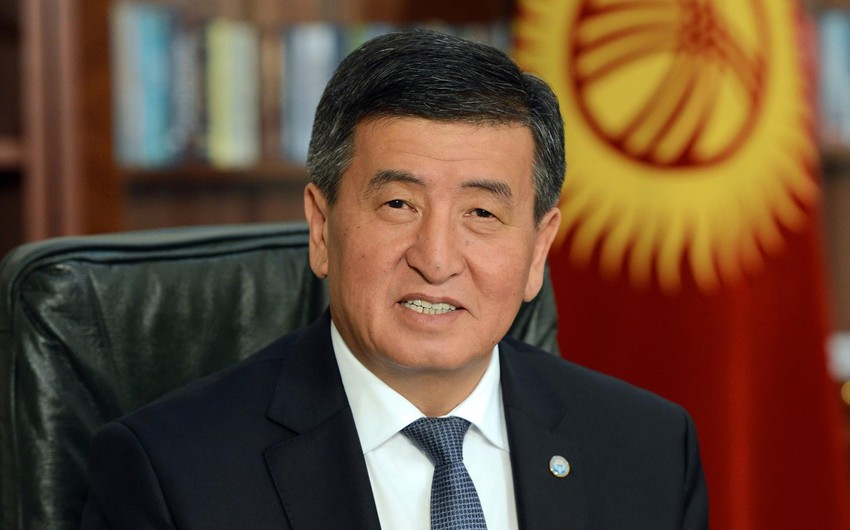 President of Kyrgyzstan: I am confident that Azerbaijan's chairmanship in Turkic Council will be fruitful