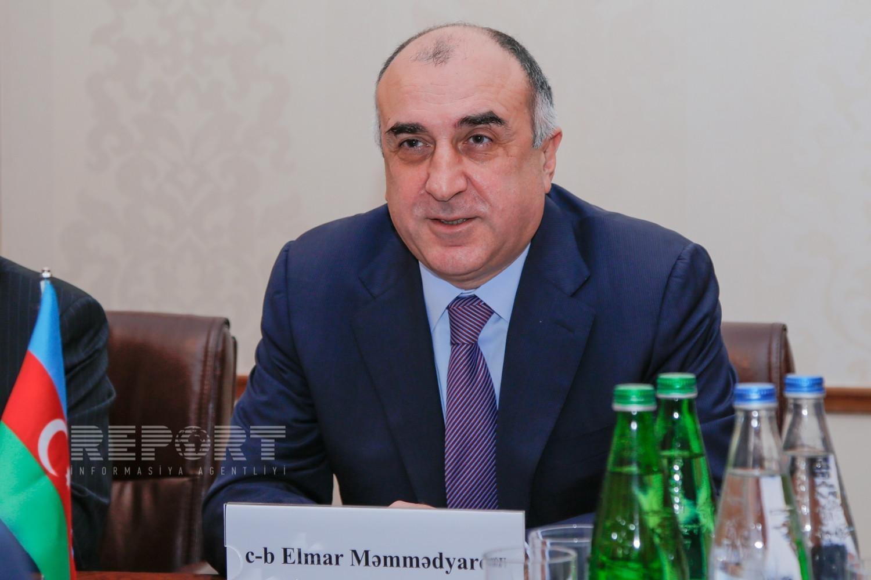 Глава МИД Азербайджана: Необходимо утроить усилия для разрешения карабахского конфликта