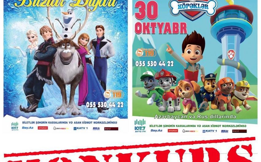 Azərbaycan, Gürcüstan və Rusiya sənətçiləri iki yeni uşaq tamaşası hazırlayır
