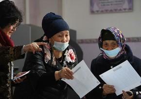 Qırğızıstanda bazar günü keçirilmiş referendumun nəticələri açıqlandı