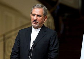 Jahangiri: Iran is ready to assist in restoration of Karabakh