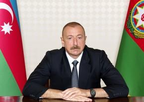 """İlham Əliyev: """"Bütün neft-qaz layihələri uğurla icra edilir"""""""