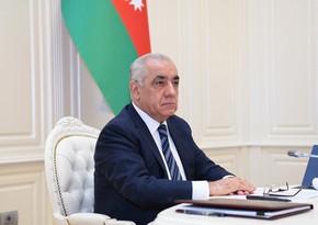 Премьер-министр Азербайджана дал поручения 48 госструктурам