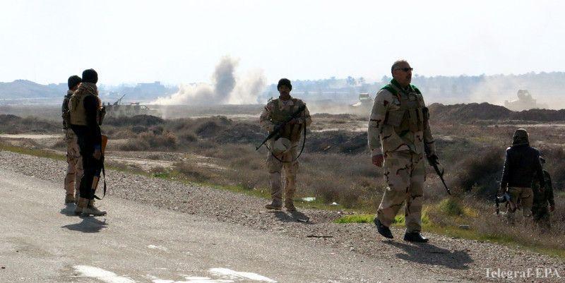 İraq ordusu Diyala əyalətini İŞİD silahlılarından azad edib