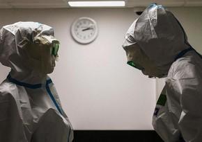 ÜST: Dünyada azı 80 min tibb işçisi koronavirusdan ölüb
