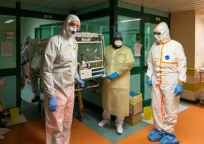В Италии растет число случаев заражения коронавирусом среди медиков