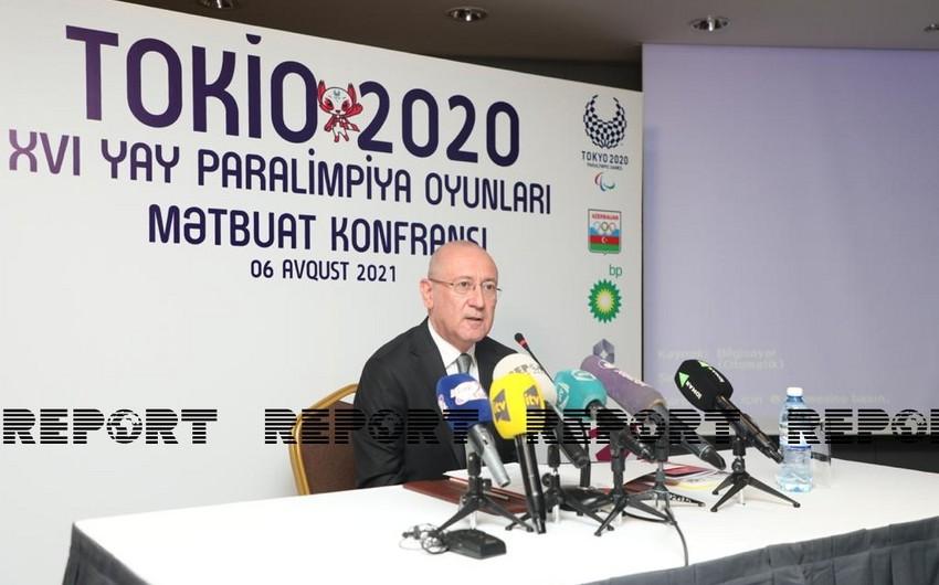 Azərbaycan paralimpiyaçılarının Tokioya yollanacaqları tarix açıqlanıb