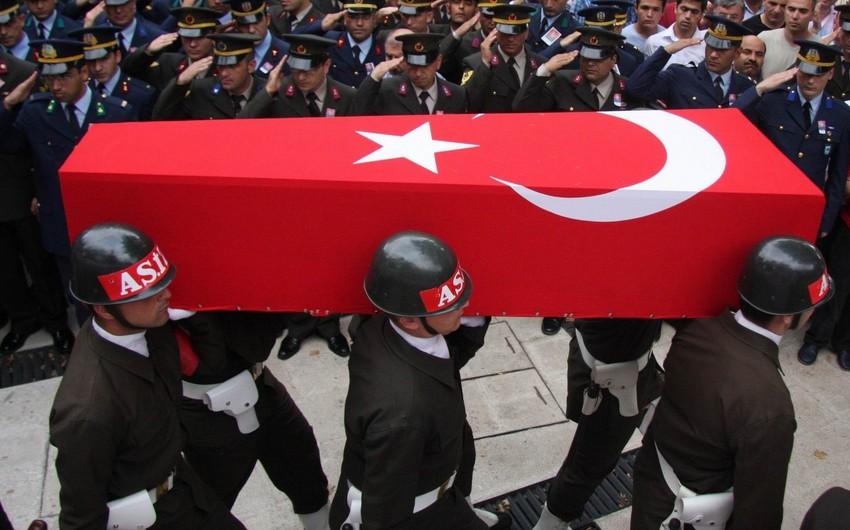 Türkiyə ordusunun əsgəri İraqda həlak olub