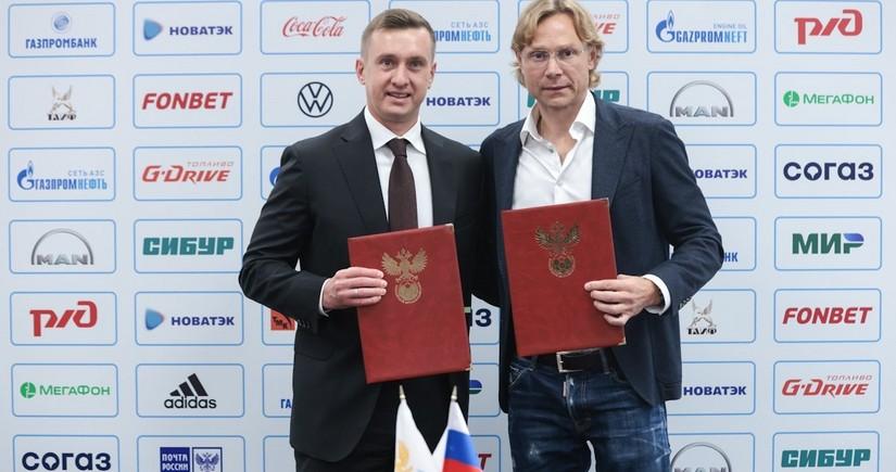 Rusiya millisinin yeni baş məşqçisi ilə müqavilənin müddəti açıqlandı