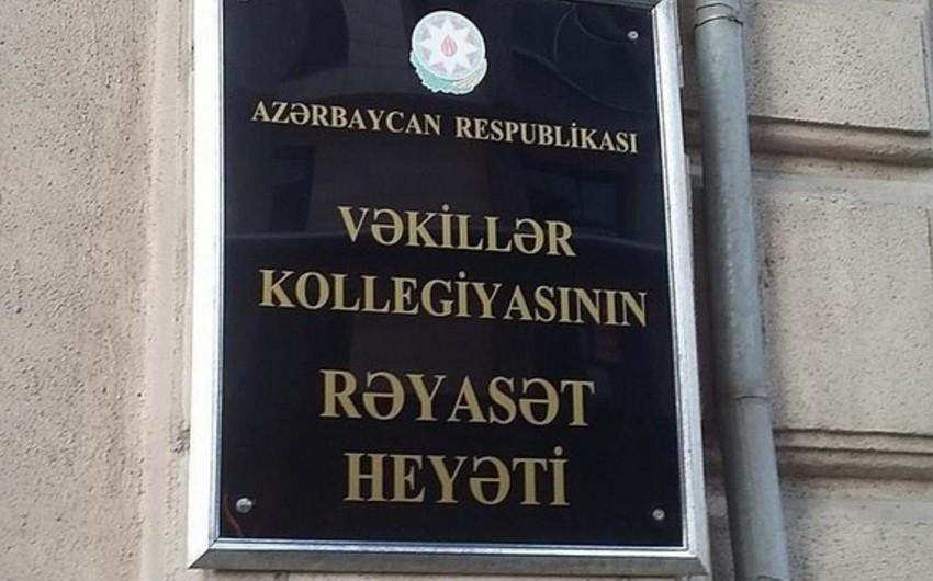 Azərbaycanda vəkil vəfat edib