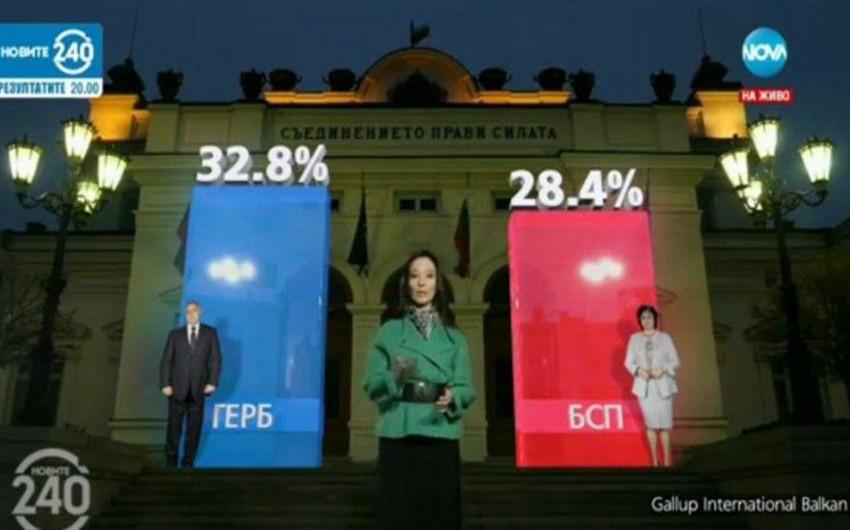 Bolqarıstanda parlament seçkiləri başa çatıb
