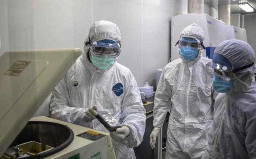 Almost half of infected people cured in China