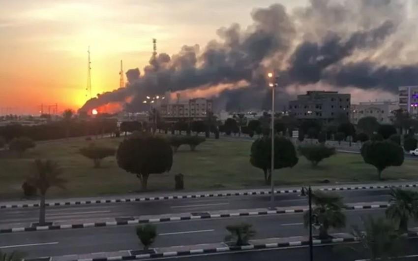 Riyadh oil refinery hit by drone strike