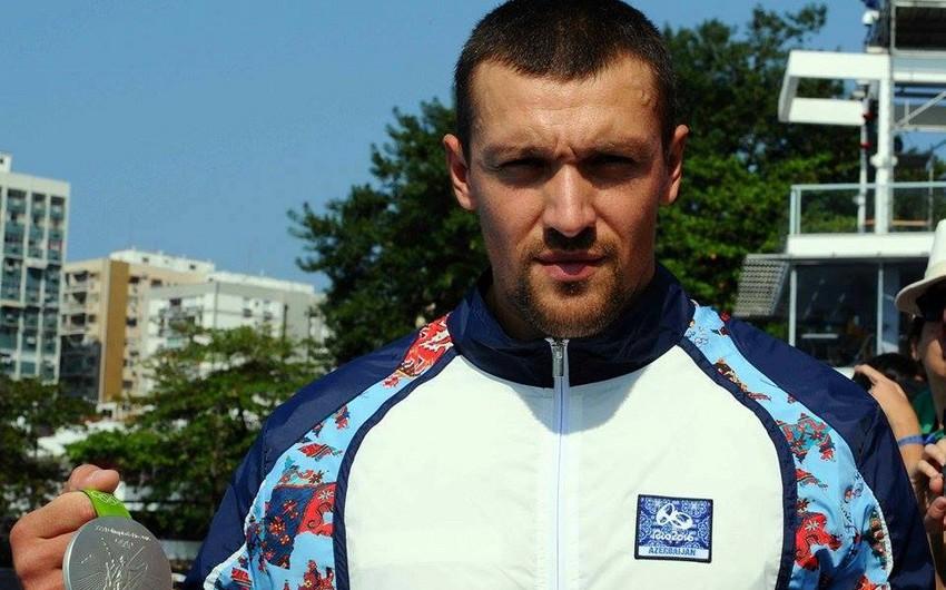 Azərbaycan kanoeçisi: Olimpiadada gümüş medal yaxşı nəticədir