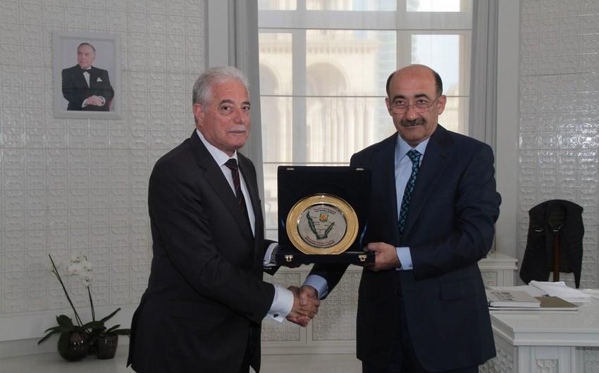 Nazir: Azərbaycanla Misirin mədəniyyət sahəsində əməkdaşlığı inkişaf etdirməsi üçün böyük imkanlar var