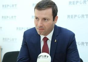 Эльхан Мамедов: Мы стараемся провести матч Карабах-Moлде в Баку