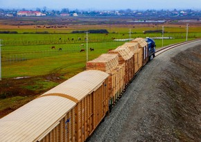 Azerbaijan Railways increases transit freight by 9%