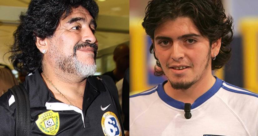 Maradonanın oğlu reanimasiyaya yerləşdirilib