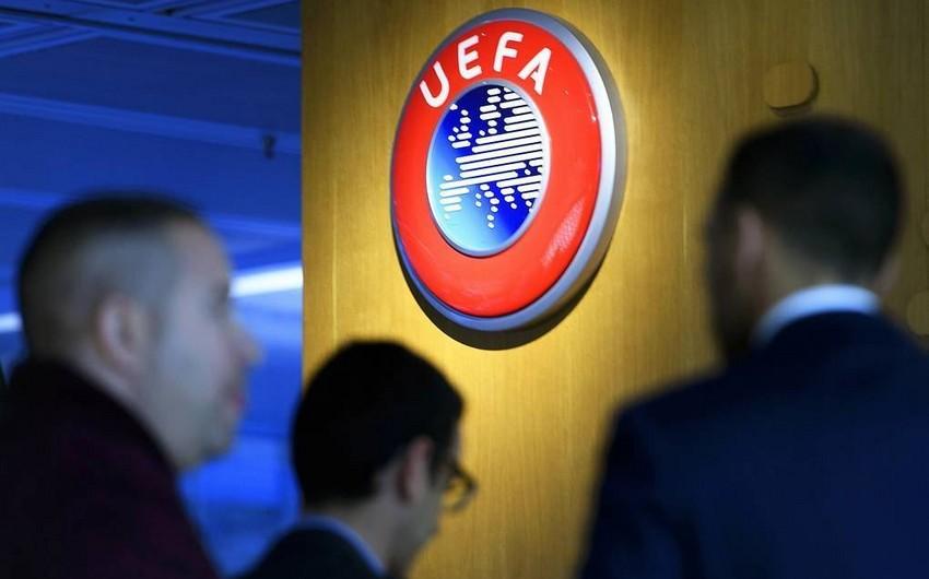 UEFA-dan milli assosiasiyalara məktub: Çempionatları ləğv etməyin