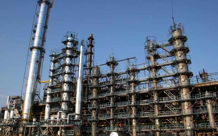 В прошлом месяце на Кременчугский завод доставлено 103 тыс. тонн азербайджанской нефти
