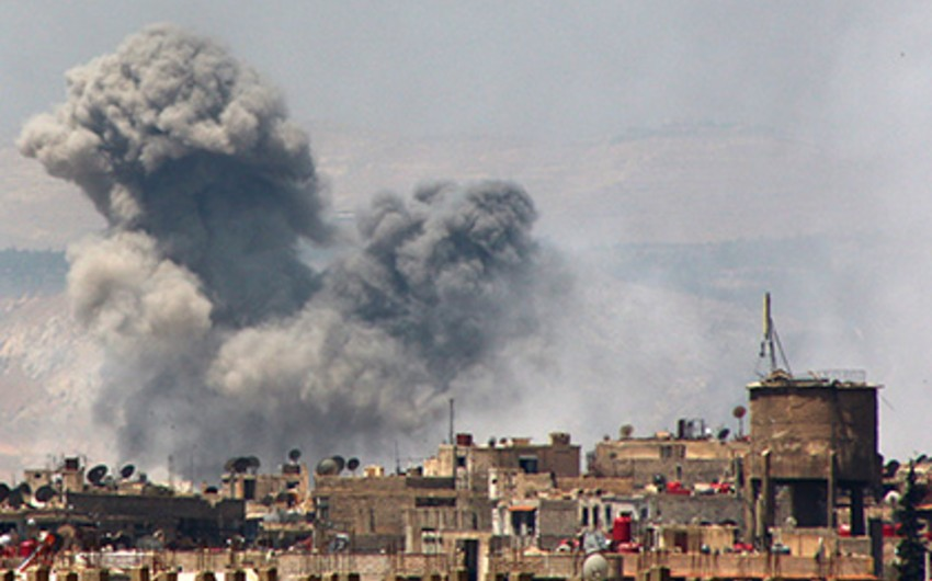 Two Iranian generals killed in Syria