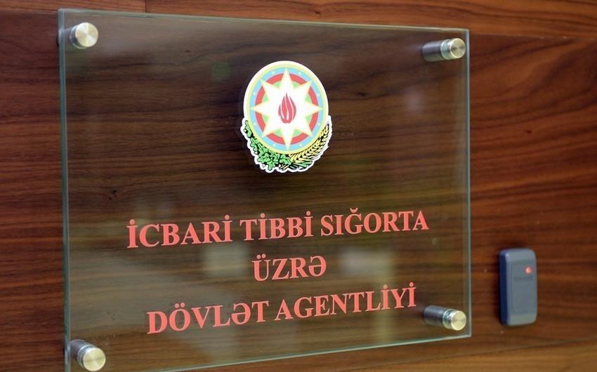 Ötən il İcbari Tibbi Sığorta üzrə Dövlət Agentliyinə 3809 müraciət daxil olub
