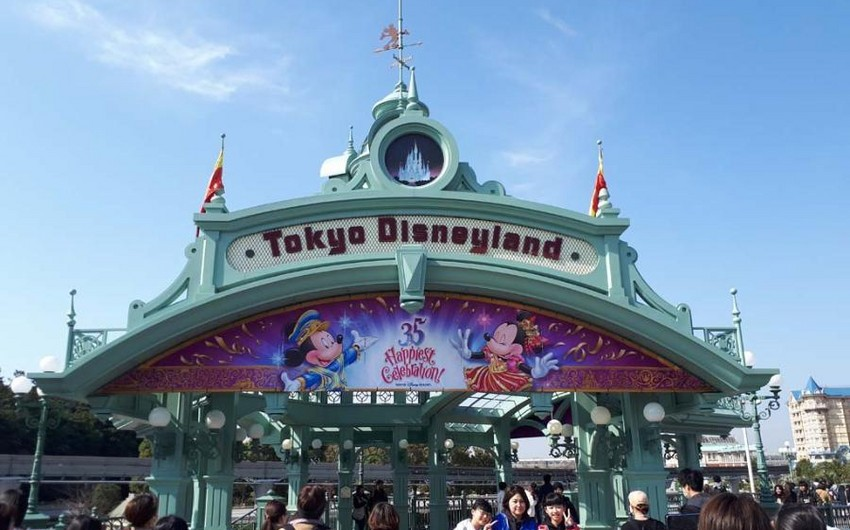 """""""Disneyland"""" və """"DisneySea"""" koronavirus təhlükəsinə görə bağlandı"""