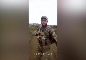 Qarabağdakı hərbi hissənin komandanlığı qaçıb, erməni hərbçilər özbaşına qalıb